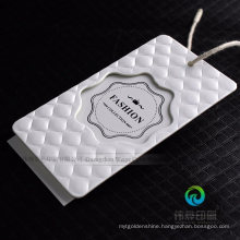High Quality Offset Paper Hang Tag Printing