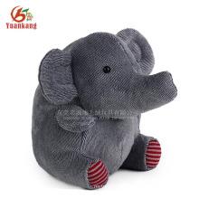 El elefante de China juega el juguete al por mayor de la felpa