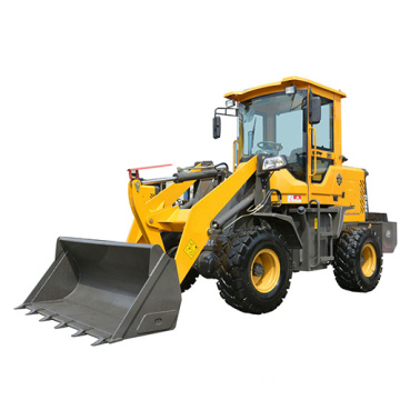 2 ton mini traktor front end wheel loader