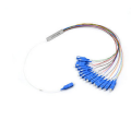 1:16 Fiber Optic PLC Splitter Optical Tube