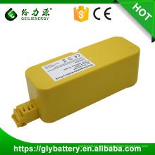 Paquete de batería recargable Deep Cycle Life NIMH 14.4V 3500mah