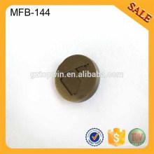 MFB144 2016 Vente en gros personnalisée à coudre sur des boutons en métal