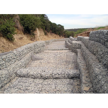 Triple Twist Gabion Mesh