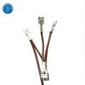 Le fabricant a adapté le câblage électrique de harnais de câblage de cuiseur