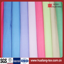 T/C Fabric 65/35 58/59′′ White for Wholesale (HFTC)