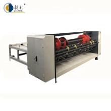Carton Paper Machinery Corrugated Cardboard Slitting Cutting Paper Rolls Slotting Machine
