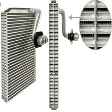 4004 Tubo plano de aluminio para radiador
