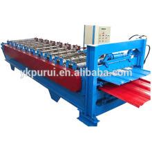 Máquina formadora de rolos de camada dupla de cor Professioal