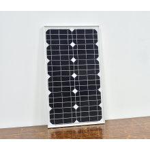 Panel solar monocristalino 20watt para la venta