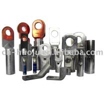 terminales de cable / terminal de cobre