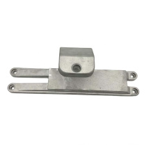 Custom Cnc Turning And Milling Die Casting Aluminum Stairs Handrail Fittings
