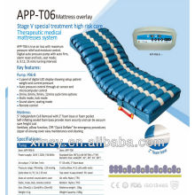 pressure relief for bedsore provent mattress replacement with compressor foam bottom support APP-T06