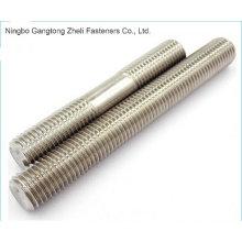 Varillas roscadas de acero inoxidable DIN975