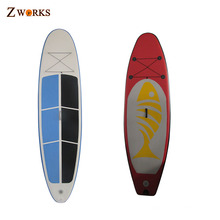 High Quality Inflatable SUP Board Three Chambers Stand Up Paddle Boards
