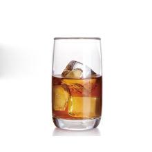 Taza de beber taza de jugo de vidrio con bajo precio