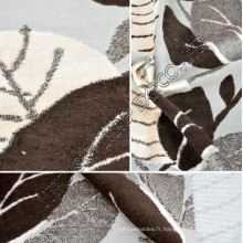 Tissu d'ameublement de molleton de haute qualité W / supportant la largeur de 148-150cm