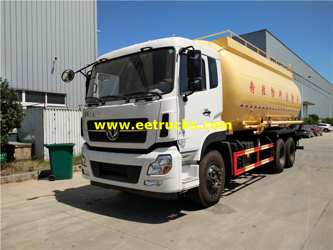 10 Wheeler Plastic Pellets Tank Trucks