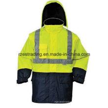 OEM Long Sleeve Wholesale Breathable Safety Work Wear/Safety Jacket