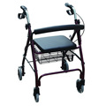 Rollator Four Wheeled Walker