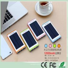 Cargador solar ultra delgado del banco de la energía de la batería de 3 USB para el teléfono móvil y la computadora portátil (SC-7688)