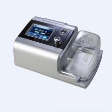 Máquina de CPAP de cuidados de saúde portátil para uso em casa