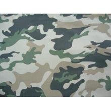 Tecido de camuflagem de venda quente para uniformes