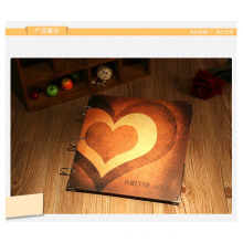 Papier-Dekoration-Einklebebuch für DIY Ausrüstungen 1248