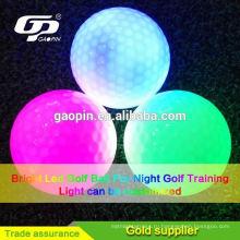 Люминофор Светится В Темноте Ночь Светящийся Мяч Для Гольфа