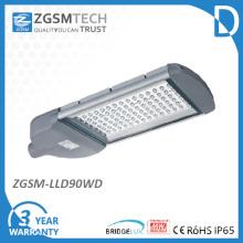 90W LED Street Light Solar with 3 Years Warranty