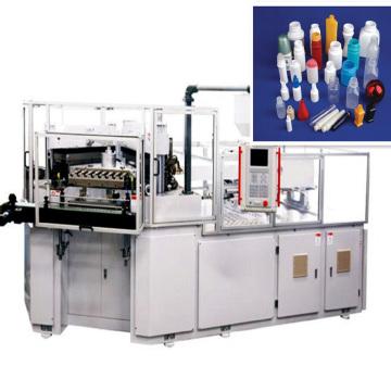 Automatische PE Flaschen Spritzblasmaschine