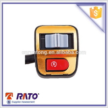 Motorcycle chrome handle switch by golden supplier