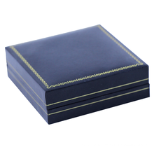 Wholesale Custom Magnetic flip paper gift packaging wooden business card box