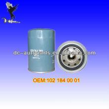 Filtre à huile 102 184 00 01 Pour BMW (82-94), Mercedes-Benz (85-93)