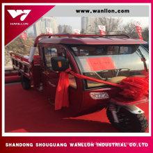150cc175cc 200cc Motor 3-Rad Dreirad Roller für Cargo Made in China