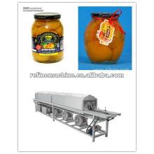 Машины для консервирования пищевых продуктов Машина для мойки бутылок