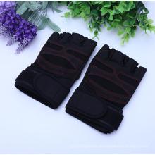 Förderung-hohe Kunstleder-Übungs-Trainings-Gewichtheber-Handschuhe