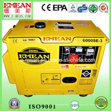 Generador diesel de la refrigeración por agua del proveedor de cuatro movimientos de China para el hogar