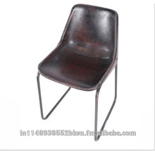 Leather Living Room Chair