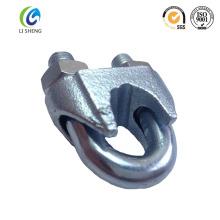Дин 741 сталь Симплексные зажимы веревочки провода