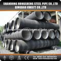 "ISO2531 K7 Tubo de hierro dúctil DN150 de 6 """