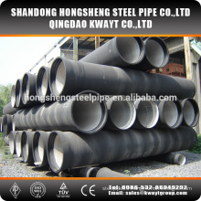 """ISO2531 K7 6"""" DN150 Ductile Iron Pipe"""