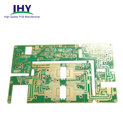 Single Double Sided Multilayer HDI PCB Rigid PCB