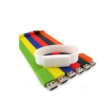 Armband / Armband USB-Stick Silikon-Pendrive