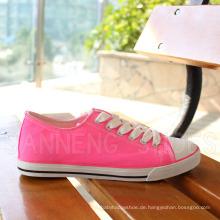Frauen Schuhe Turnschuhe Segeltuchschuhe mit Sommer helle Farbe