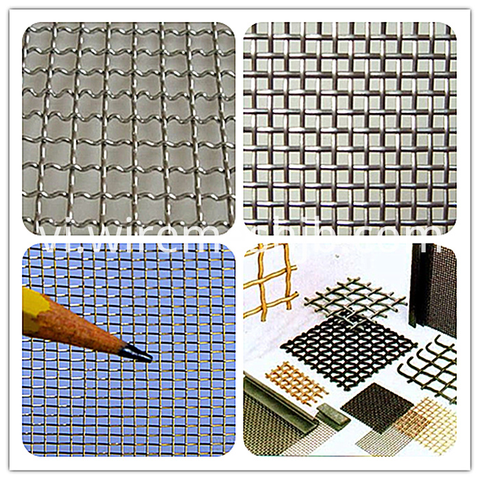 BBQ crimped wire mesh