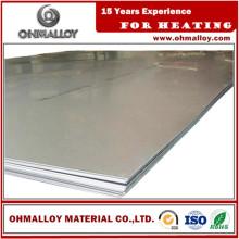 Ohmalloy Bright Invar 36 Strip 0.2mmx110mm pour les instruments de scellage