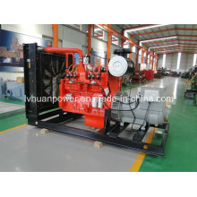 Generador de gas natural o biogás con autorización del motor CUMMINS