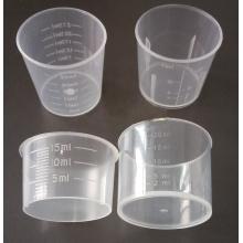 Plastic Liquid Medicine Measuring Cup