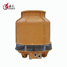 Tour de refroidissement industrielle de bouteille avec le fabricant axial de porcelaine de ventilateur