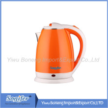 1.8 L Colourful Electric Kettle Hotel Water Kettle Stainless Steel Kettle